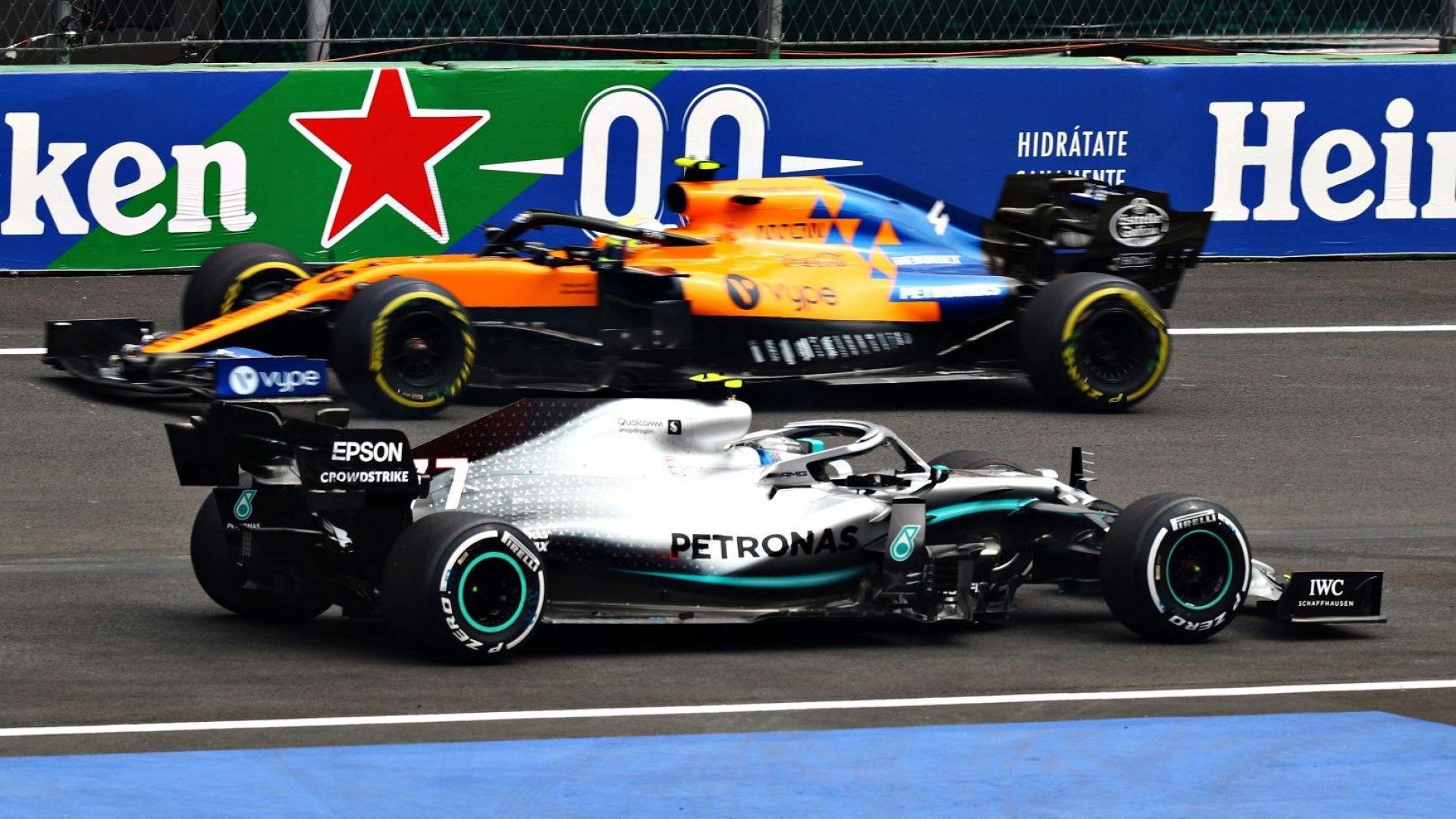 Формула 1 се извини за отложените стартове с писмо към феновете