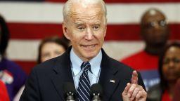 Джо Байдън се очертава като съперник на Доналд Тръмп на президентските избори