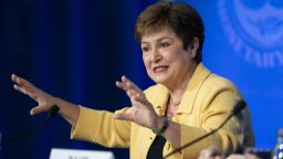 Кристалина Георгиева: Световната икономика може да се свие с повече от 3%