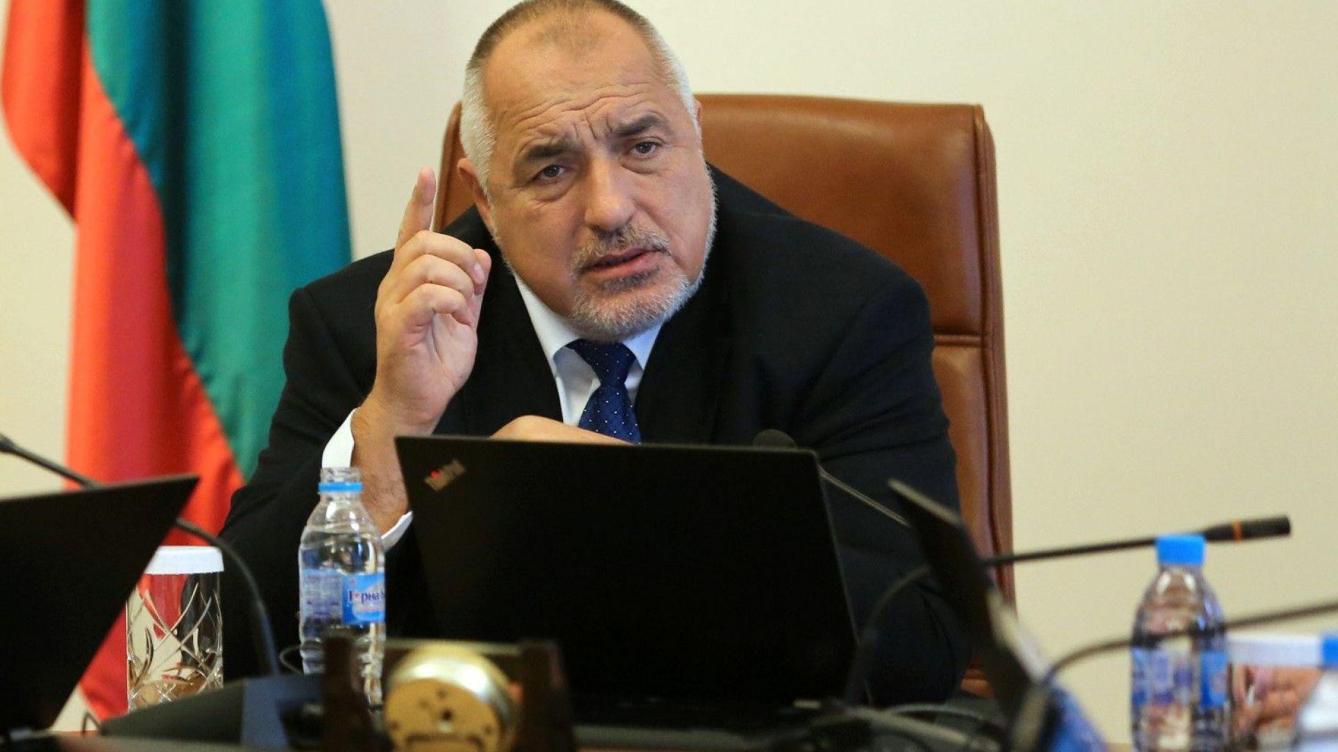 Борисов: Светът не е подготвен за подобна епидемия, това е един вид война