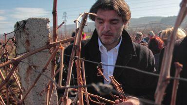 Винопроизводителят Красимир Патишанов: Потребителски скок след кризата ще компенсира загубите в Китай