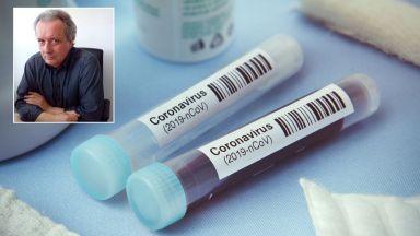 Имунологът от БАН доц. Анастас Пашов пред Dir.bg: Вече знаем, че коронавирусът има 2 щама