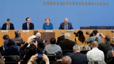 Германия: Вирусът се сблъска с политиката в началото на изборна година