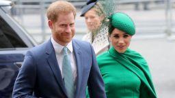 Принц Хари и Меган обявиха, че нямат нужда от помощ от американското правителство за разходите си за охрана