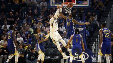 Гобер се шегуваше, но стана първият с коронавирус в НБА: Сезонът прекратен до второ нареждане