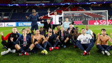 ПСЖ предсрочно е обявен за шампион на Франция