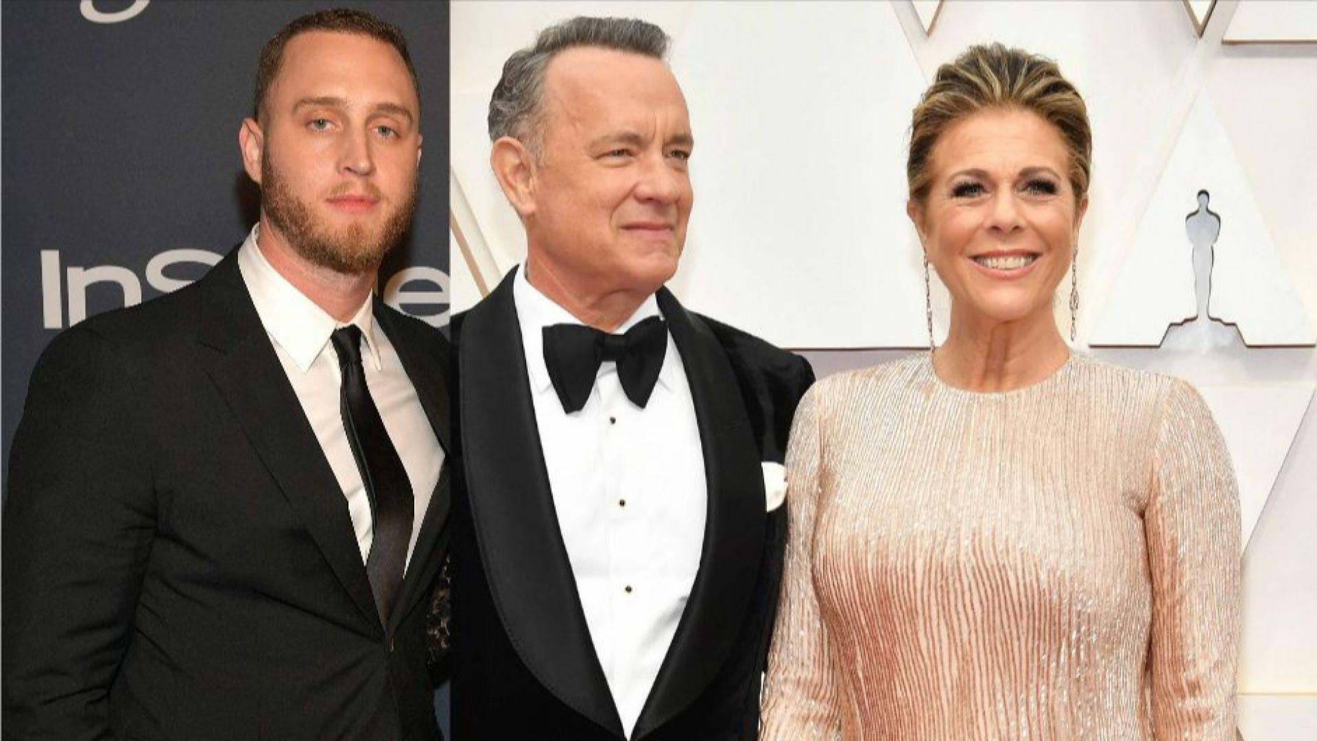 Синът на Том Ханкс и Рита Уилсън: Родителите ми са добре (видео)