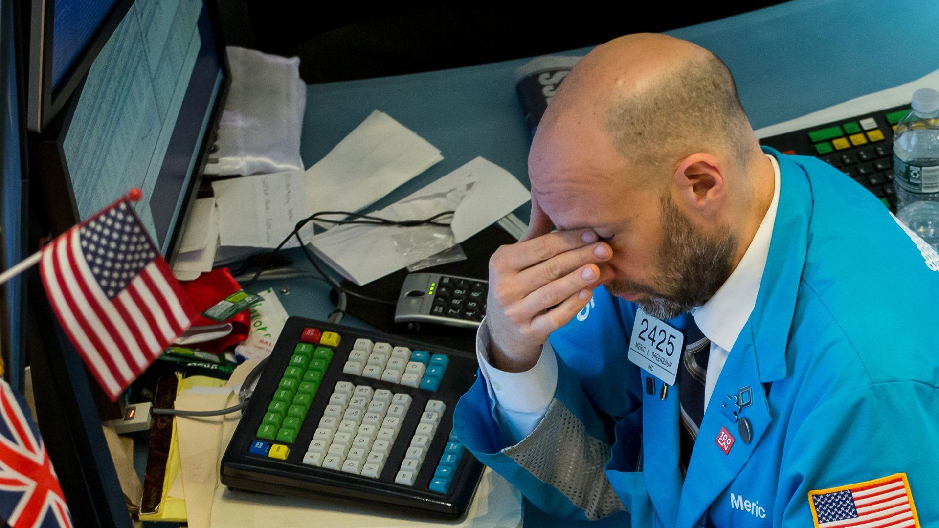 Срив на европейските борси след изявлението на Тръмп