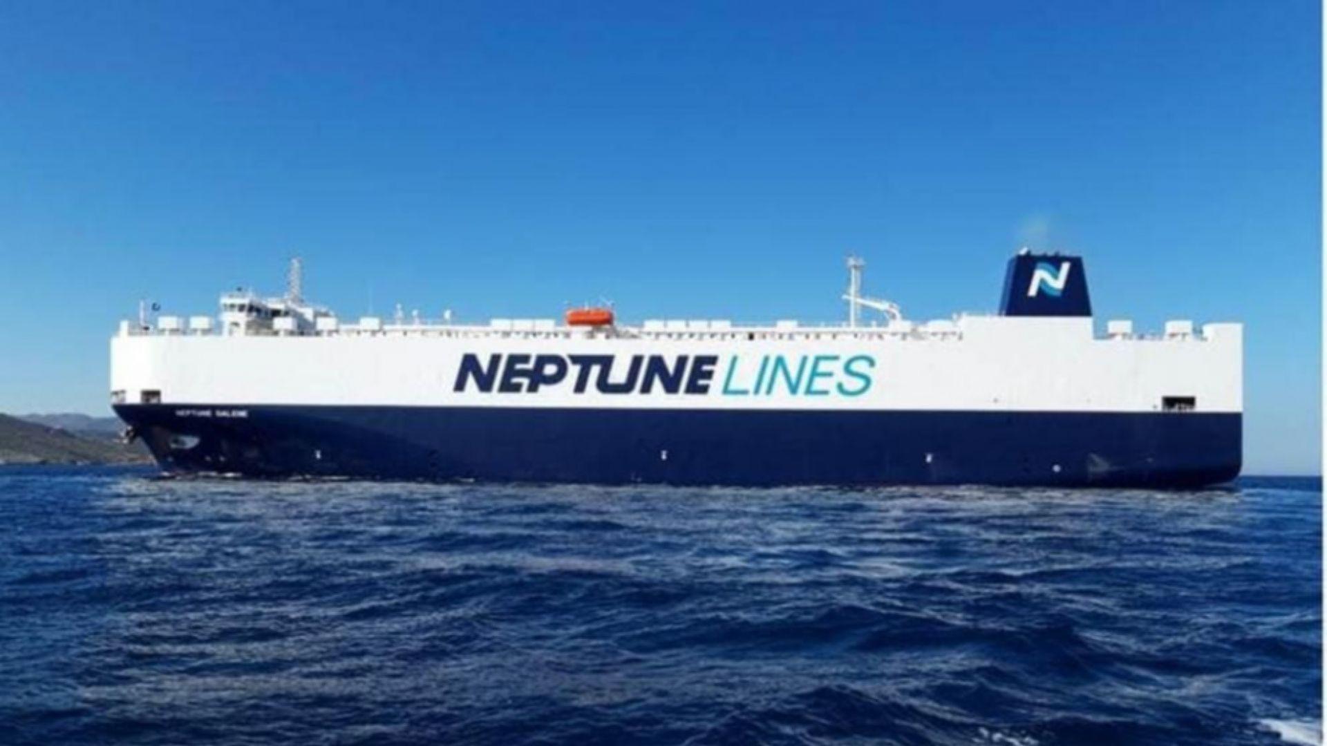 Кораб е под карантина във Варна заради жена с температура.