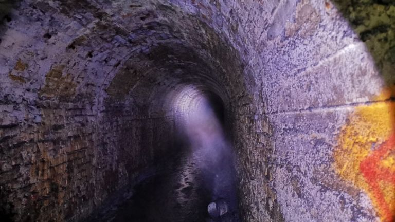 """Бункерът до ТЕЦ """"Земляне"""" е един от най-мистериозните в столицата"""