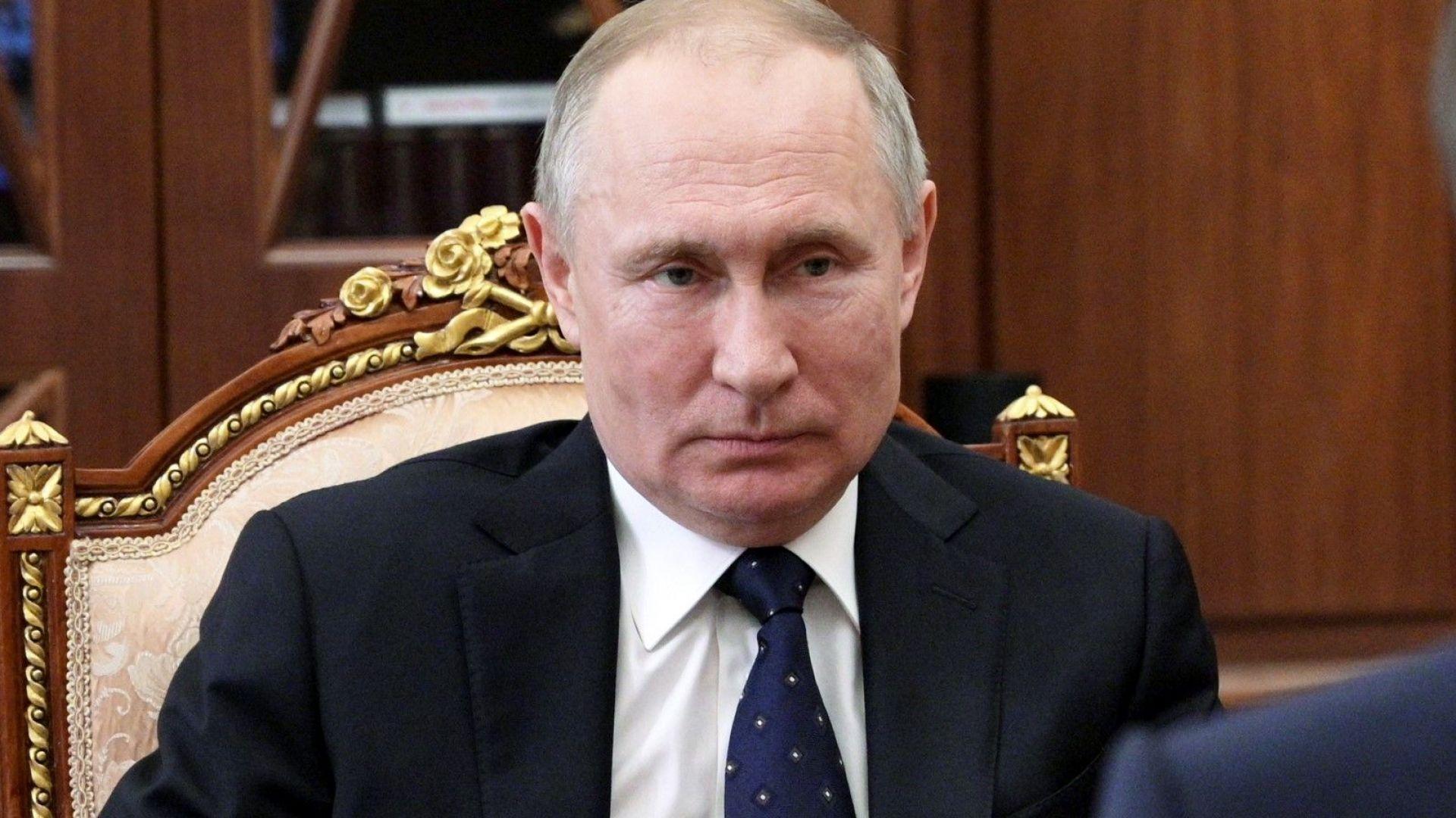 Путин: Не питайте дали ще съм президент и след 2024 г., зависи от желанието на народа