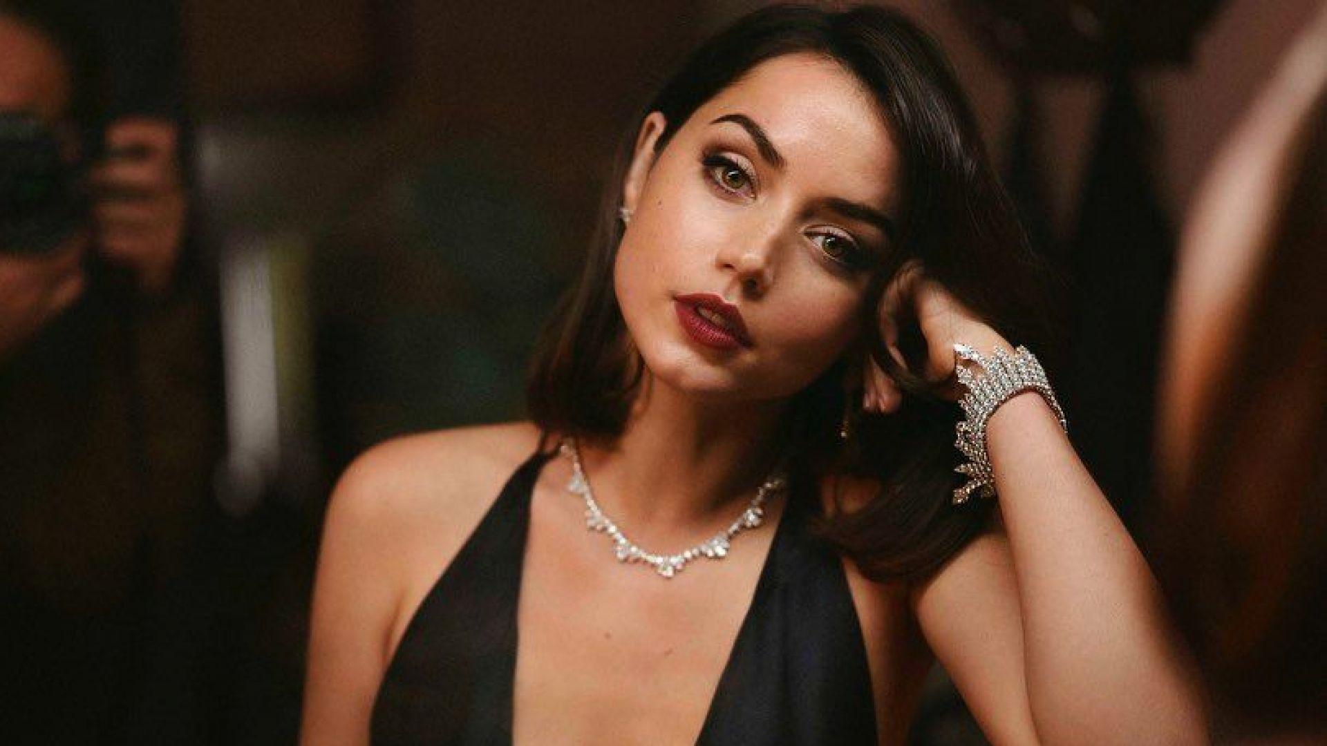 Половинката на Бен Афлек - Ана де Армас: Не съм достатъчно красива за момиче на Бонд