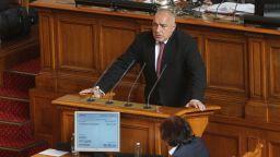 Парламентът гласува въвеждане на извънредно положение за един месец
