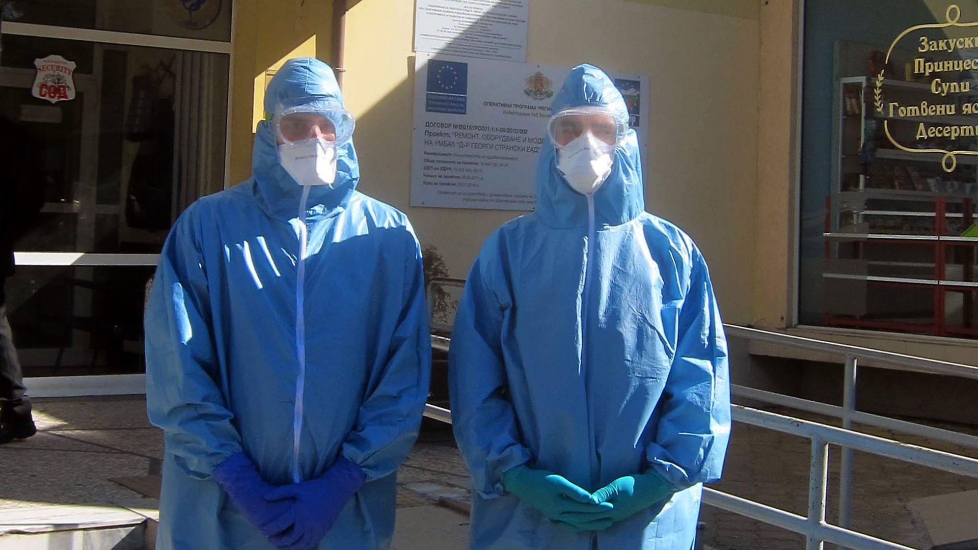 Потвърдени са още 7 случая на заразени с коронавирус в