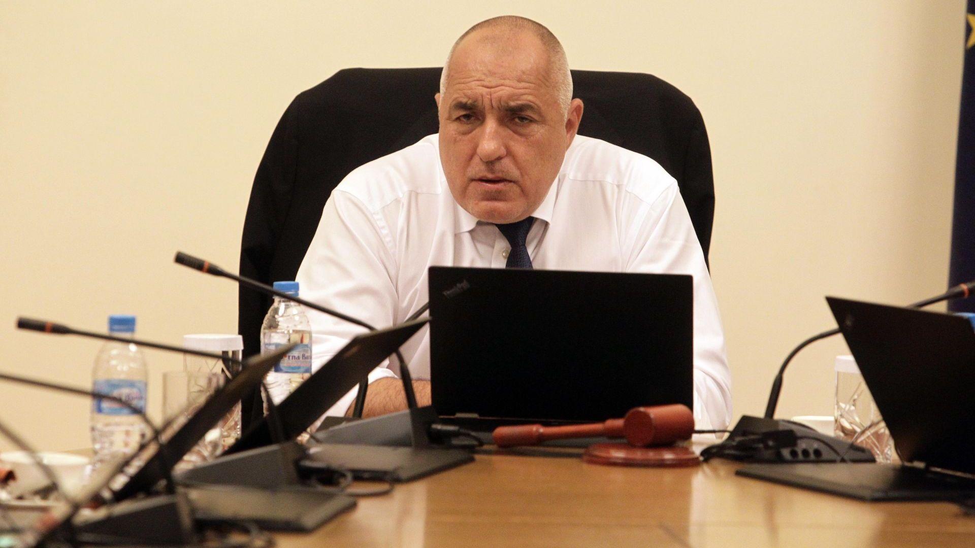 Борисов: Има хранителни запаси за две години напред