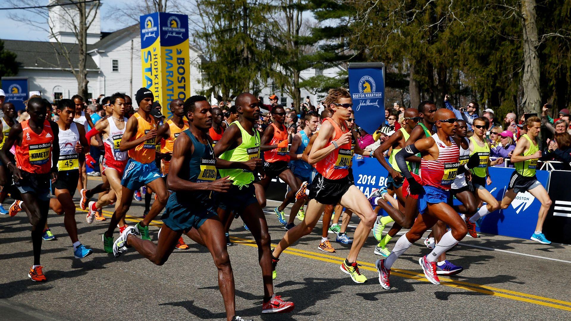 Отмениха Бостънския маратон за първи път в 123-годишната му история