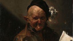 Неизвестна картина на испанския художник Хосе де Рибера отива на търг
