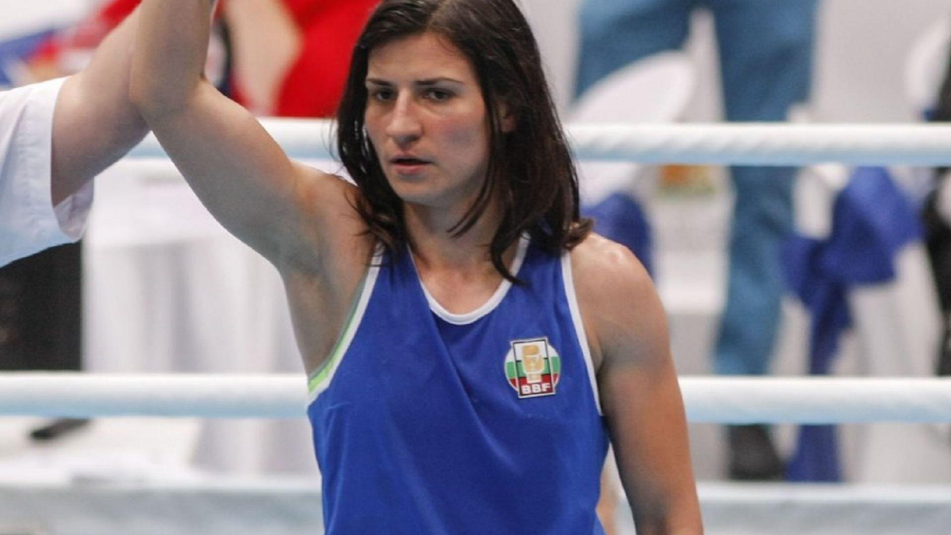 Стойка Кръстева тръгна с успех по пътя към Олимпиадата
