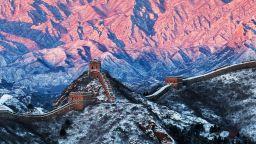 """Наричат Великата китайска стена """"най-голямото гробище"""" в света"""