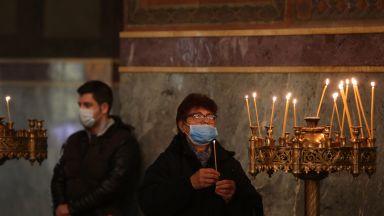 """За пръв път онлайн: Божествената литургия в """"Св. Александър Невски"""""""