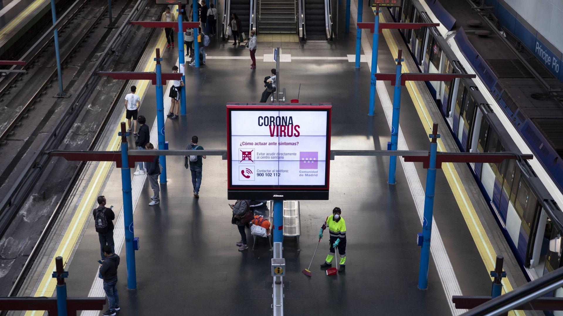 Какви икономически мерки взима ЕС против коронавируса