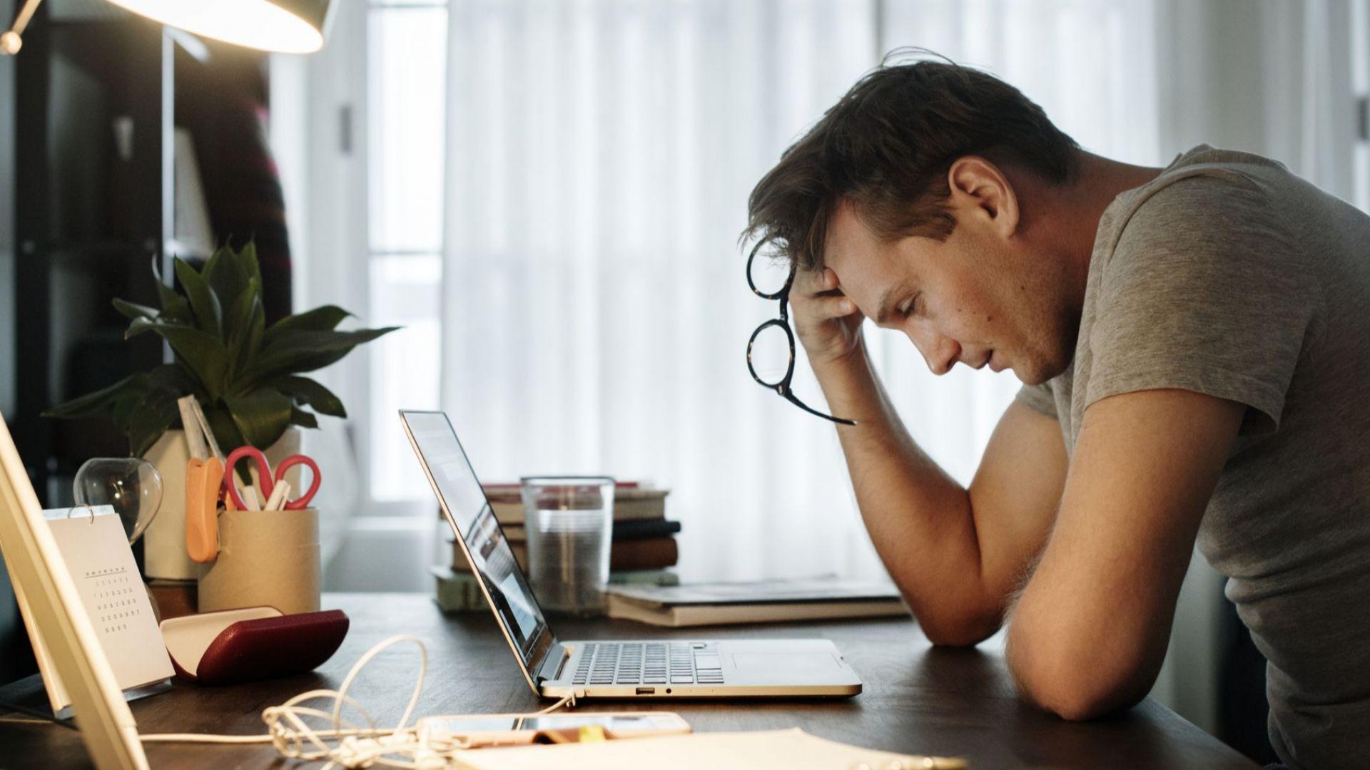 Как да работим от къщи, без да се побъркаме