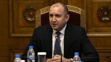 Президентът наложи частично вето върху Закона за извънредното положение