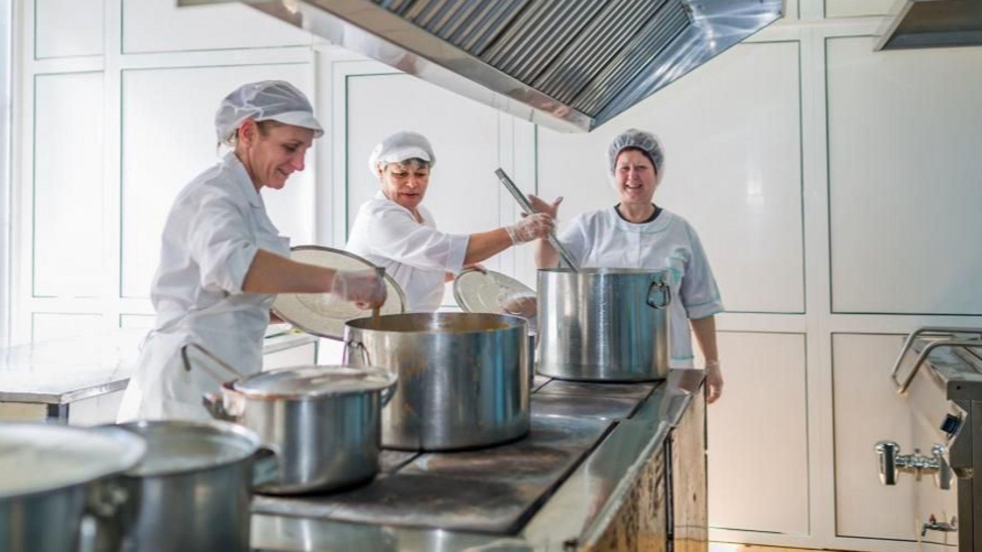 Детските кухни на територията на община Варна продължават да работят
