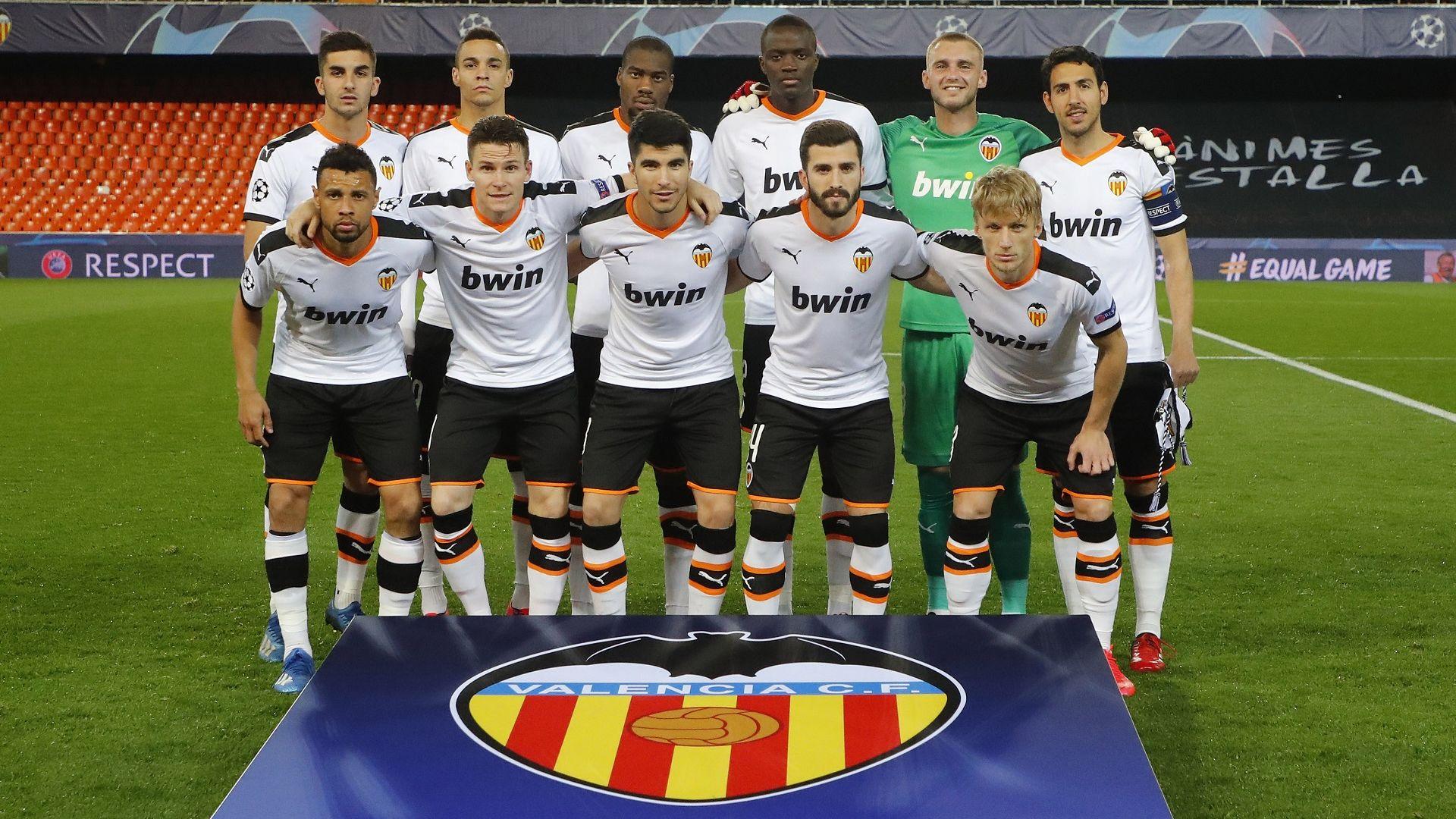 35% от играчите на Валенсия са заразени