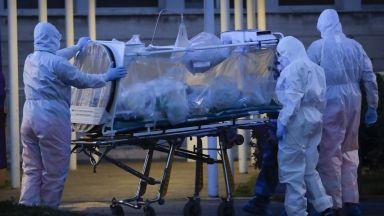 СЗО: Между 80 и 180 000 медици са изгубили битката с Covid-19