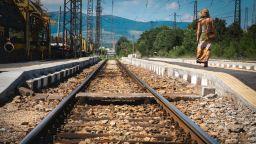 """""""Коловози на времето"""" - филм за влака в теб"""