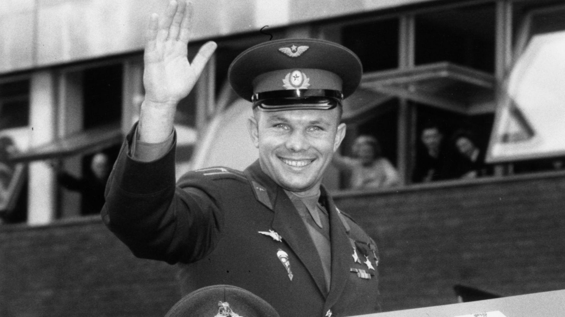 Почина вдовицата на Юрий Гагарин (архивни снимки)