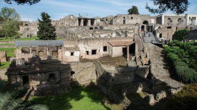 Виртуална обиколка на археологически обекти в Италия
