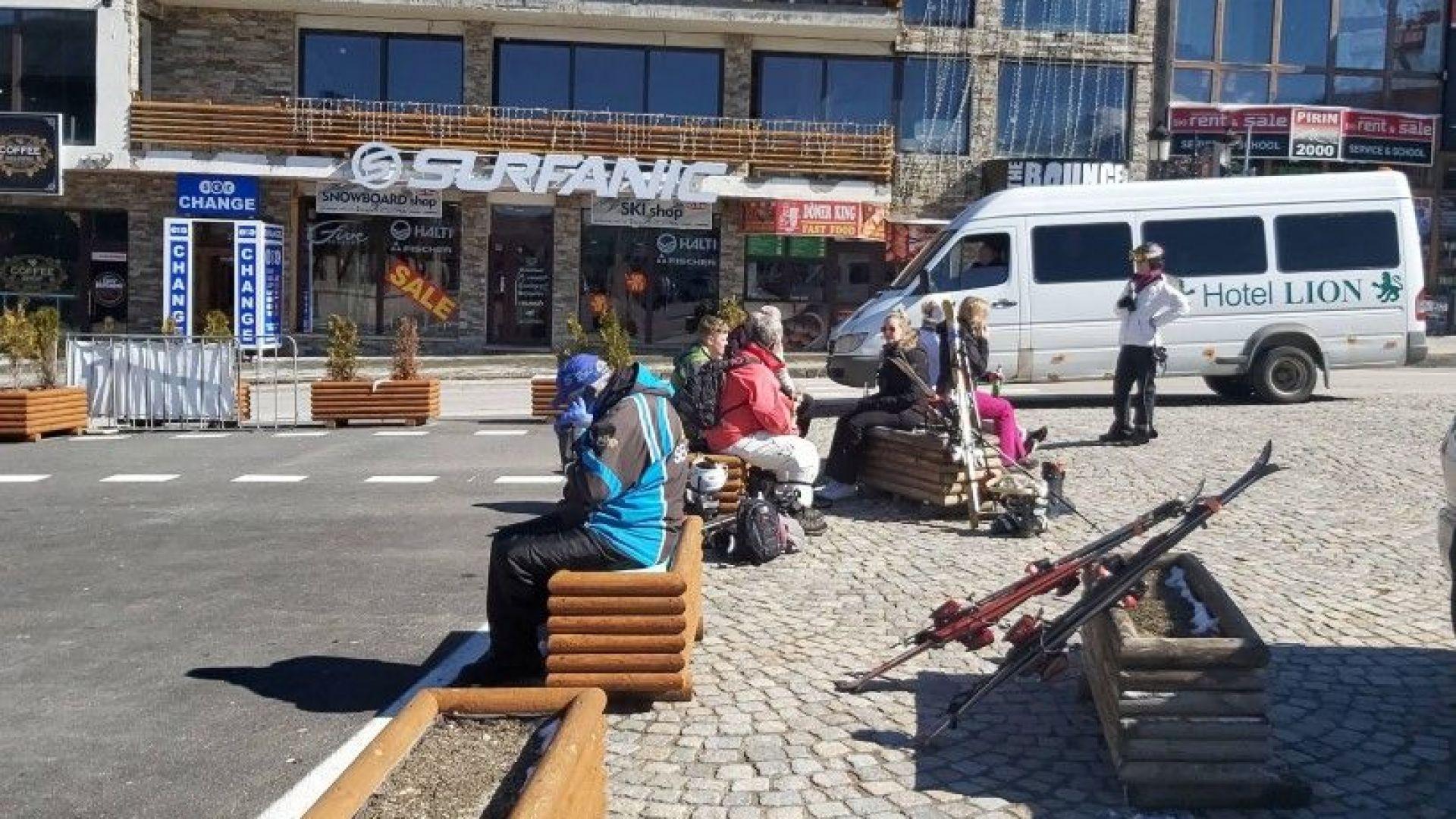 Четирима са гражданите на Израел, които са били на почивка