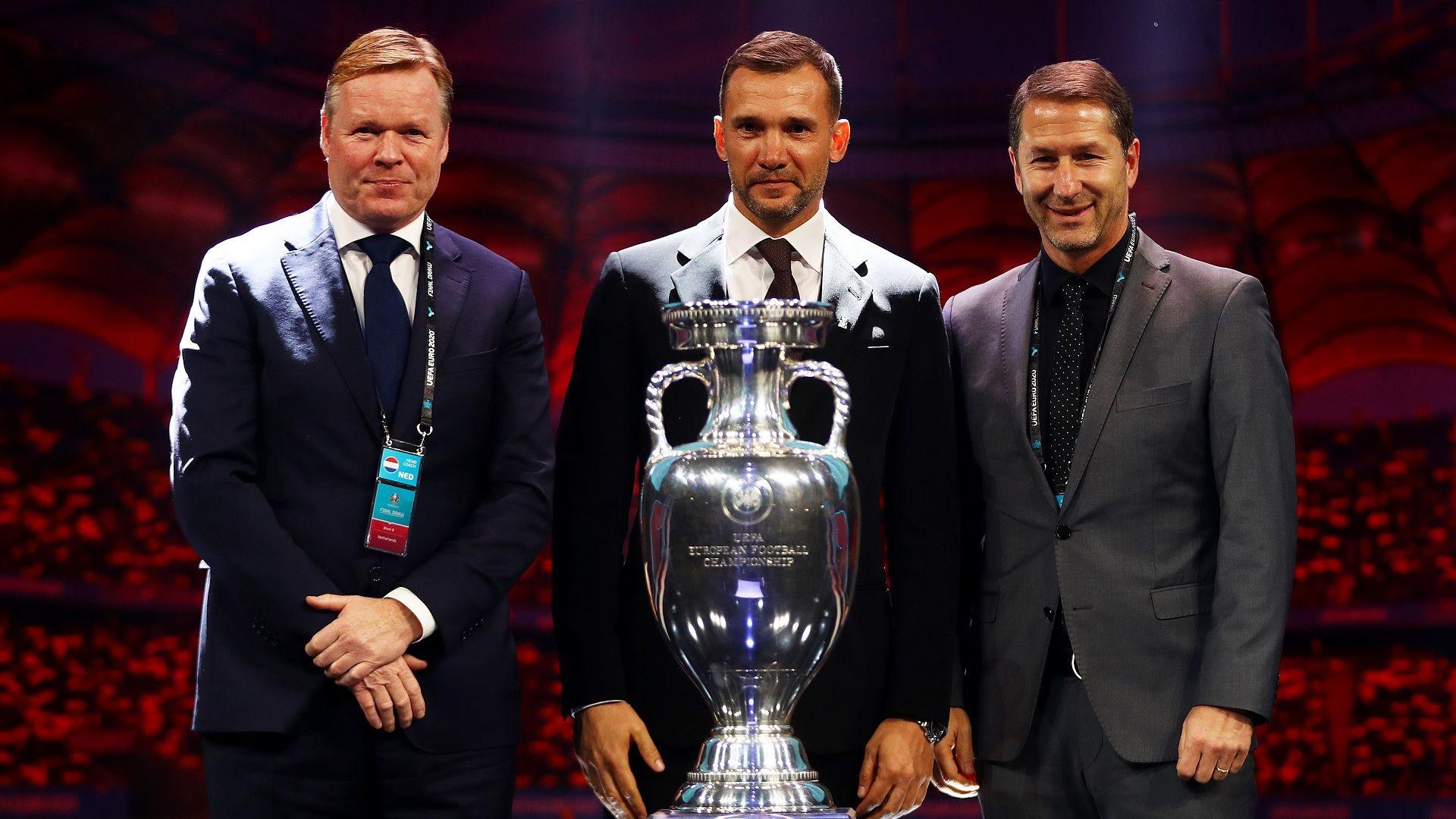 Селекционерите се обединиха около отлагането на Евро 2020: Здравето е по-важно от футбола