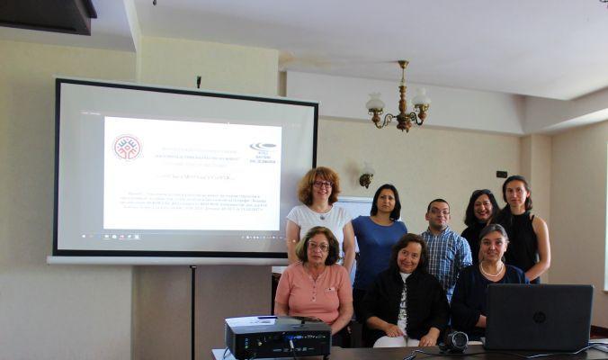 Екипът от БАН, който извършва уникалното антропологично изследване на бедствията