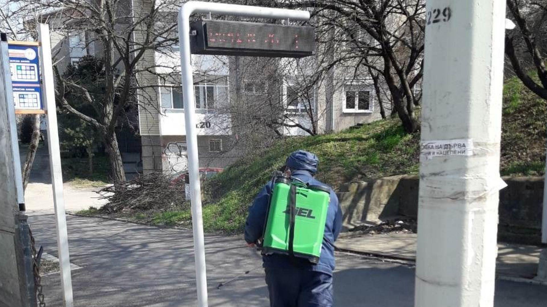 В Русе правят разписание на градския транспорт без струпване на хора