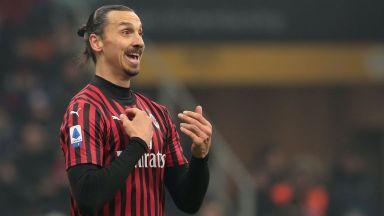 Златан: Ибра е най-добрият, роден е да играе футбол, но не в Лига Европа
