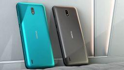 Nokia представи компактен модел от нисък клас