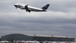 Какво направи коронавирусът с въздушния трафик в Европа (видео)