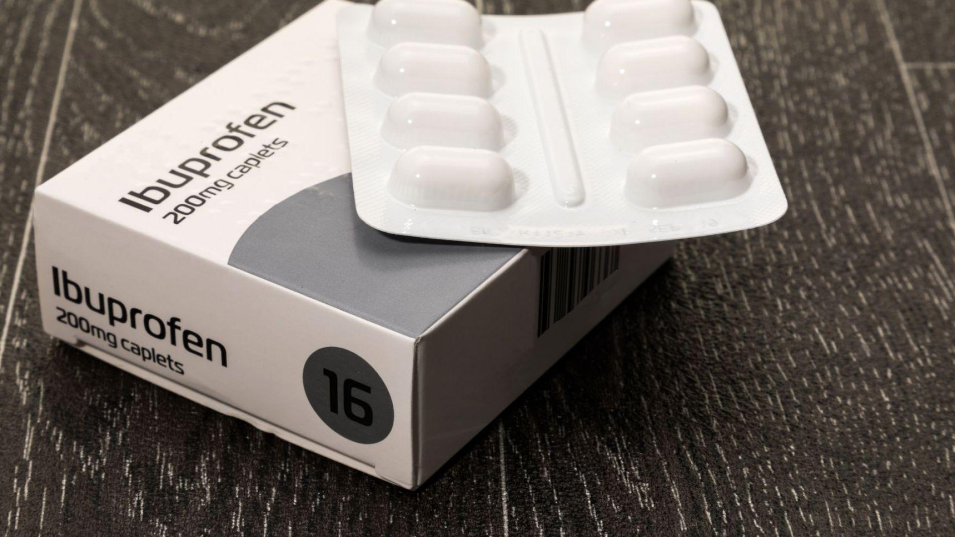 Европейската агенция по лекарствата: Няма доказателства за вреда на ибупрофена при Covid-19