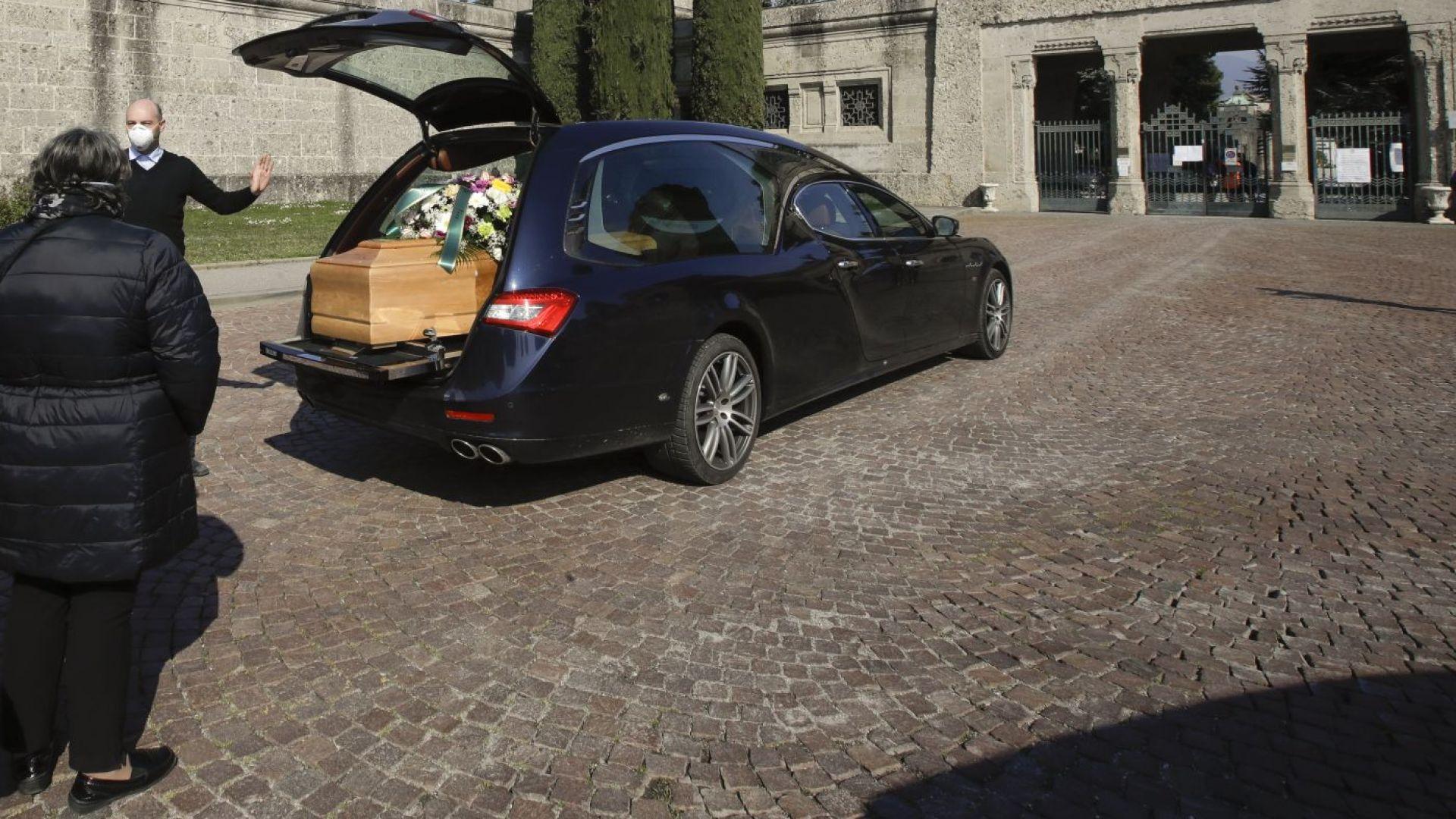 Черен рекорд в Италия - 475 мъртви за ден
