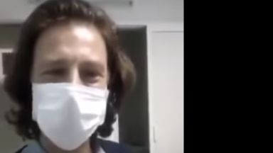 Диджеят с коронавирус пусна клип от болничната стая: ОБщо взето съм супер! (видео)