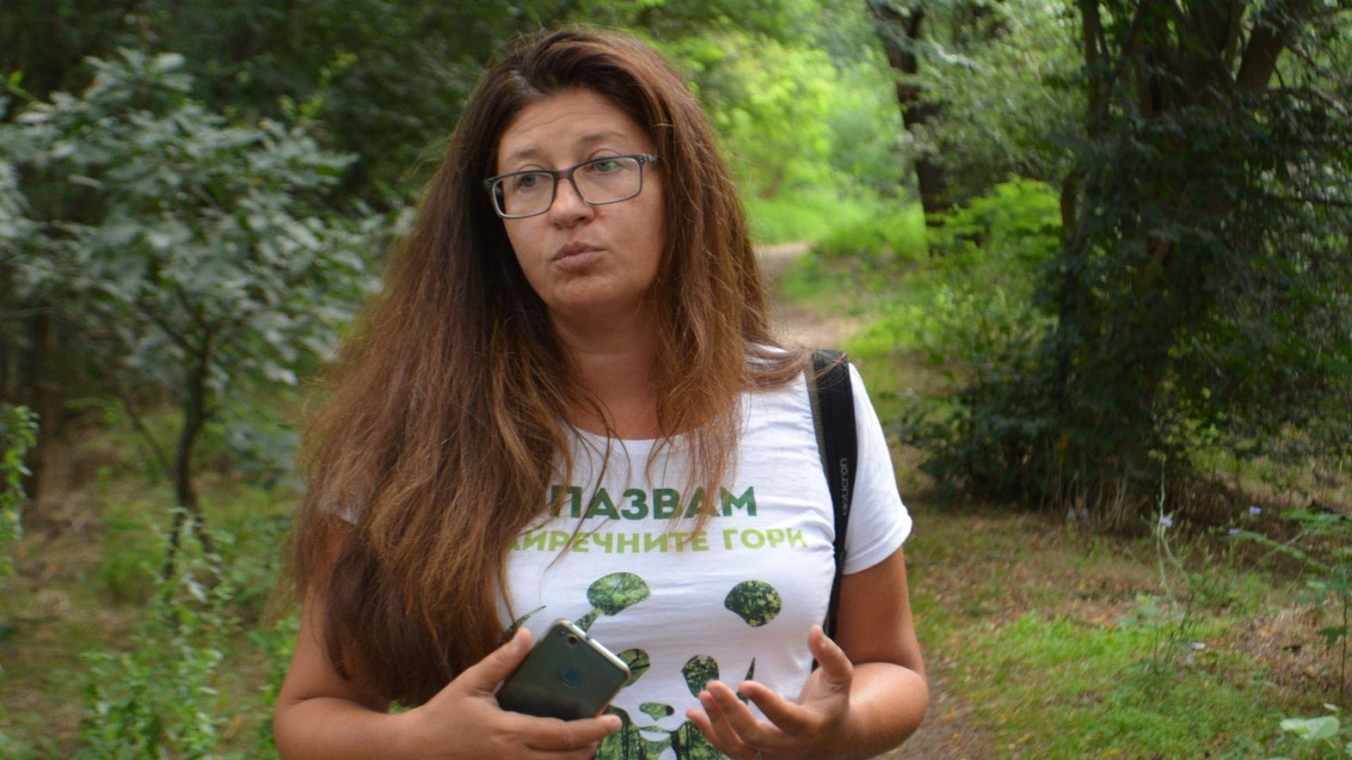 Нели Дончева от WWF преди Часът на Земята: У нас най-старото дърво е на 1650 г.