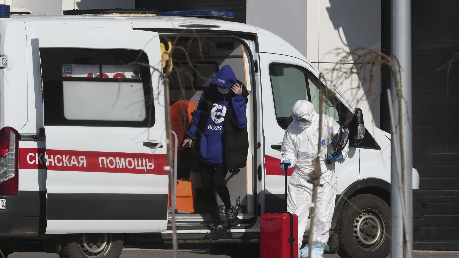 Как ще брои Москва жертвите на COVID-19
