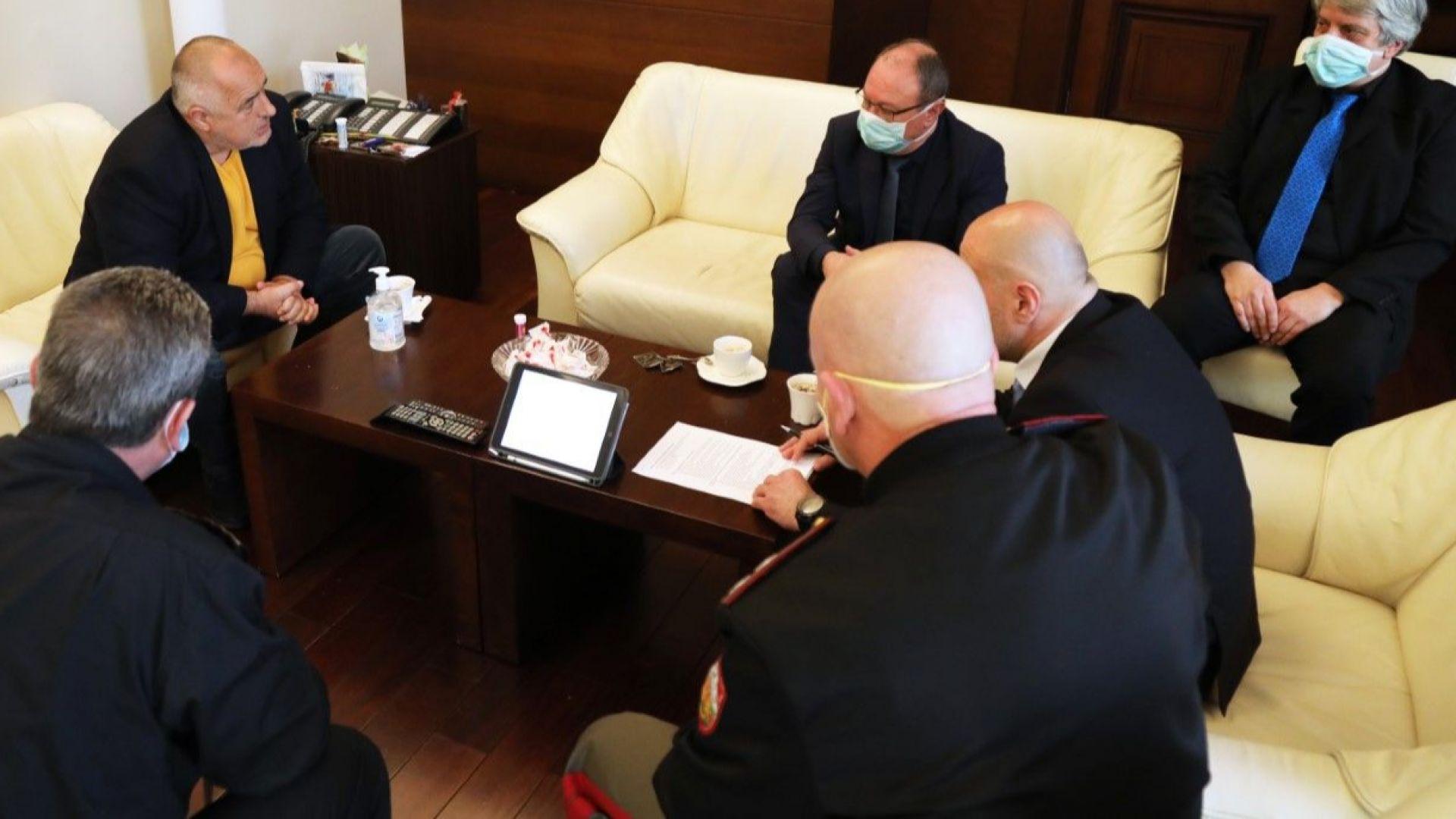 Борисов: Единственото, което остана, е да забраним излизането от вкъщи