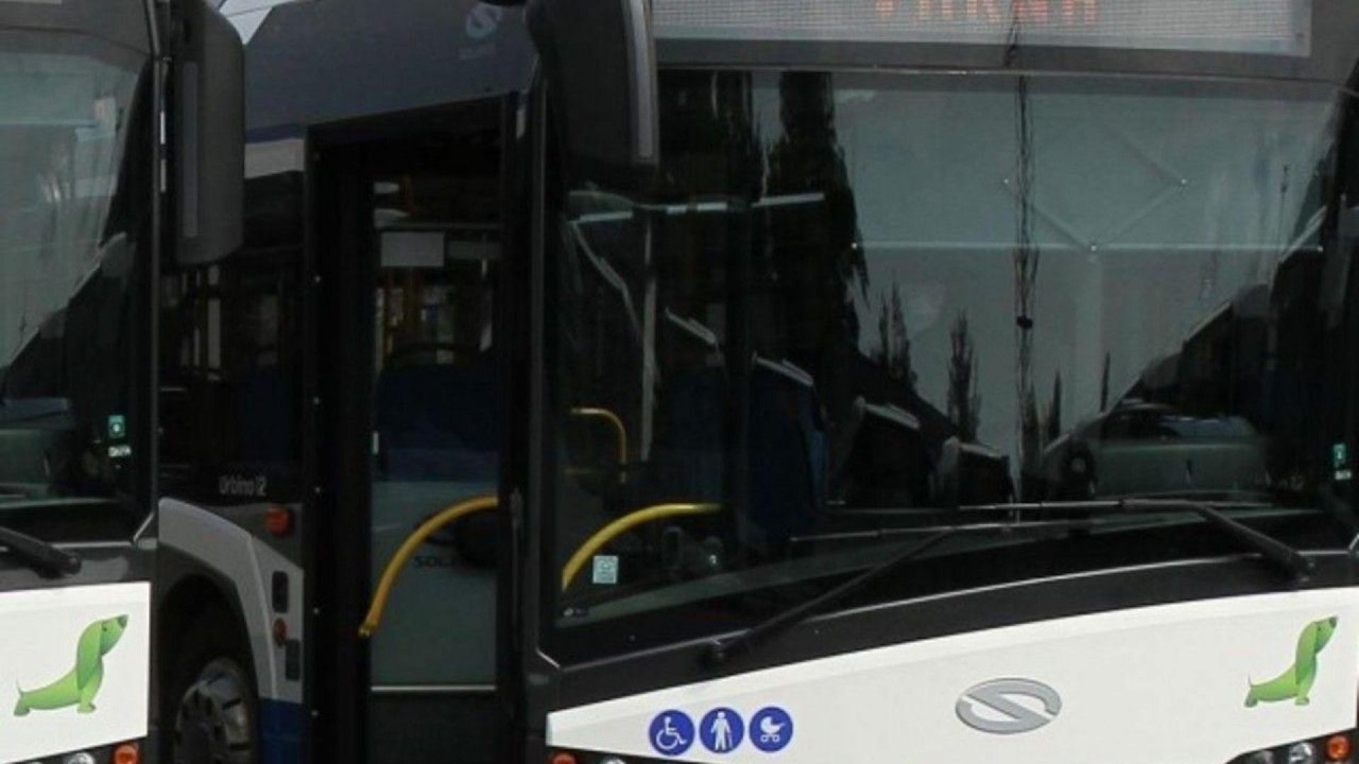 Ново разписание на междуградските автобуси в Бургас