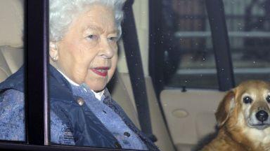 Кралица Елизабет Втора напусна Лондон в разгара на коронавируса
