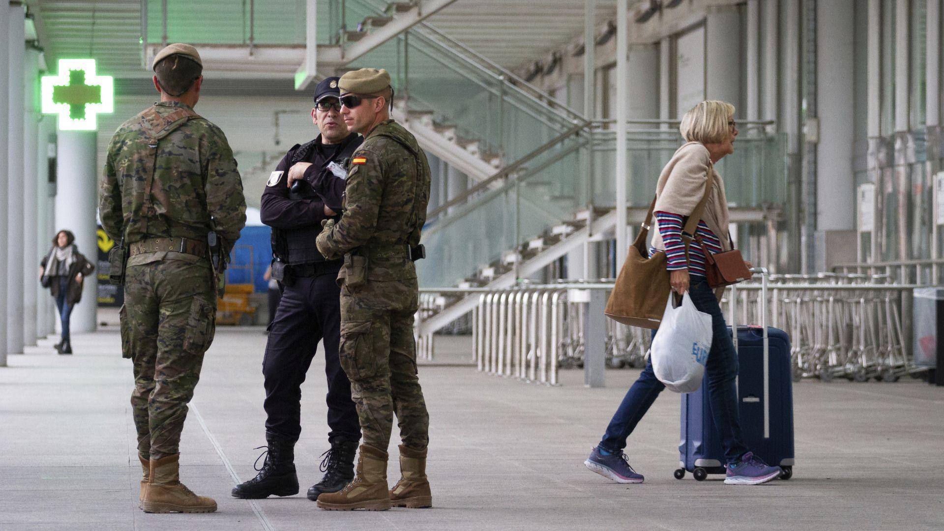 Испания разреши на българи с изтекли документи да напуснат страната