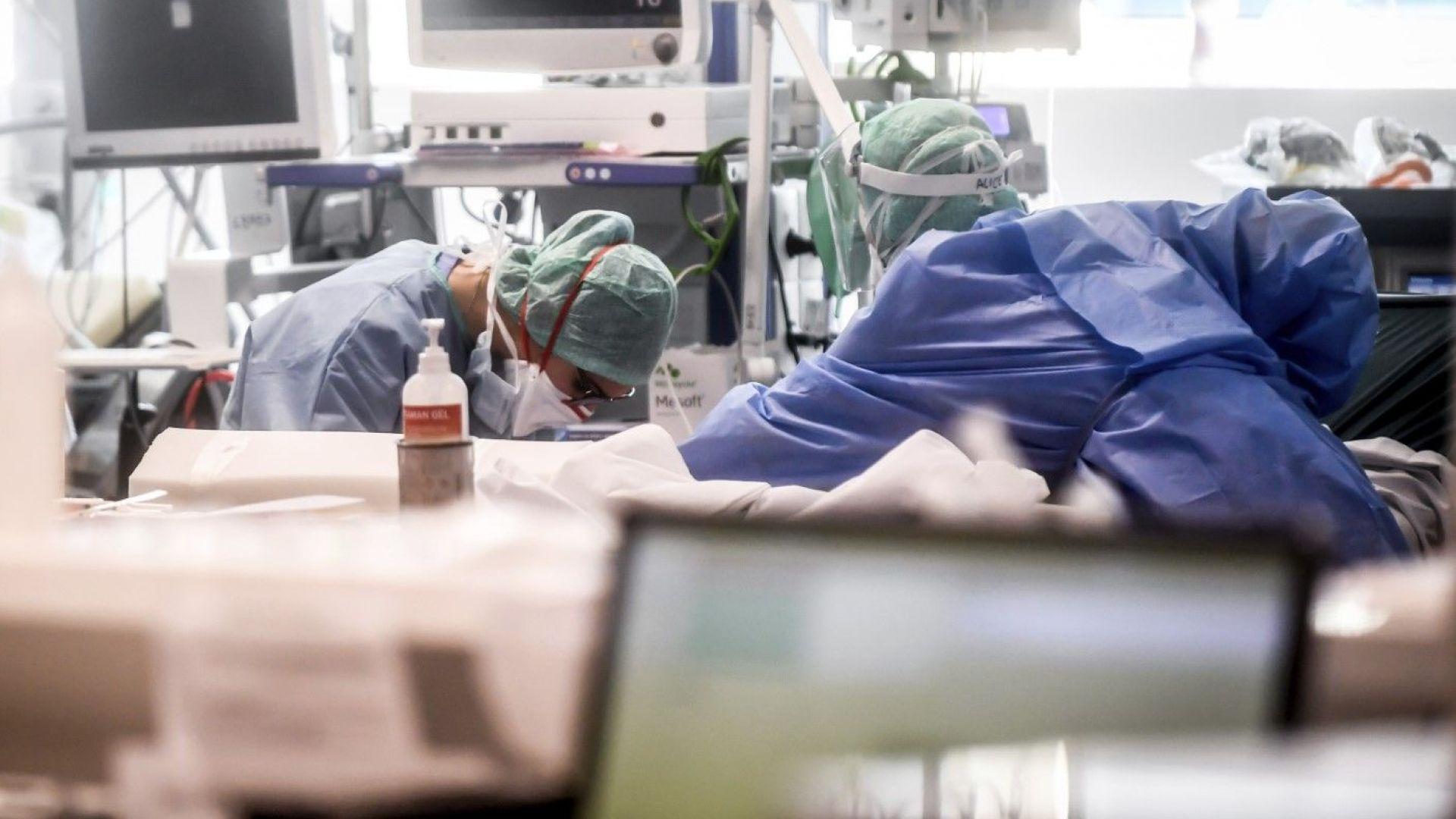 COVID-19 погуби повече хора в Италия, отколкото в Китай